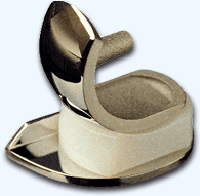 Medial unicompartmental knee replacement